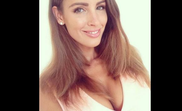 Lucía Javorcekova. Foto: Instagram
