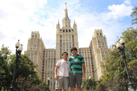 en Moscú, Rusia.