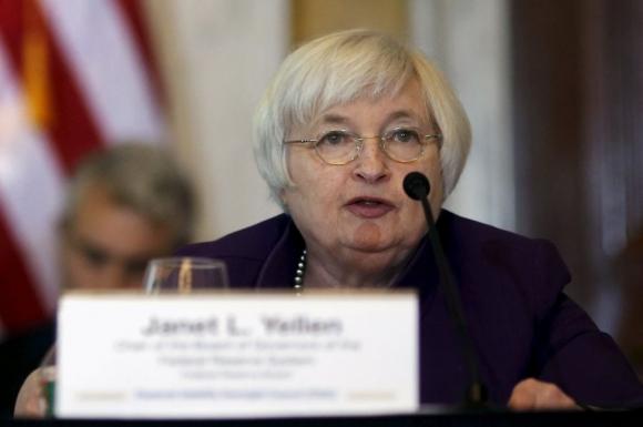Janet Yellen, presidenta de la Fed. foto: Reuters