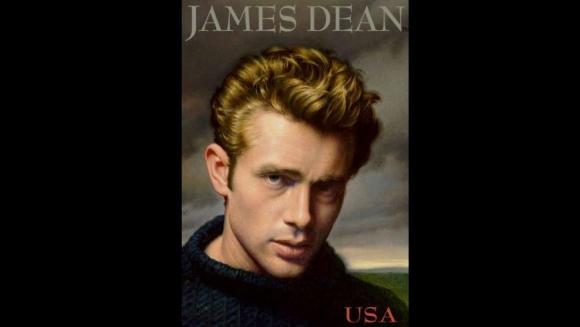 James Dean. Foto: Esquire.
