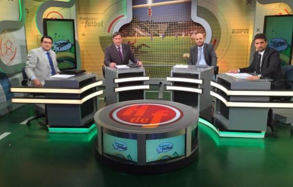 6c42ad96b2cf5 Diego Muñoz en Hablemos de fútbol - Personajes - Tvshow - Últimas ...