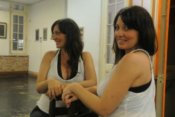 Sol Aguiar, de contadora a instructora de danza árabe y cosmetóloga.