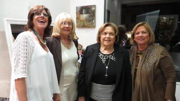 Gabriela Cazabán, Graciela Jourdan, Nilda Bonora, Raquel García.