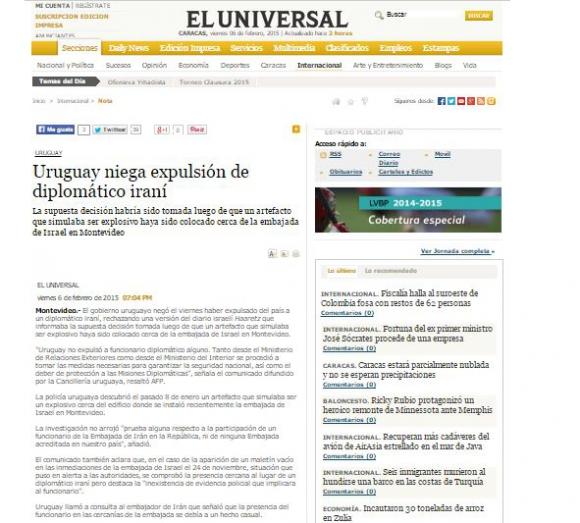 El Universal de México