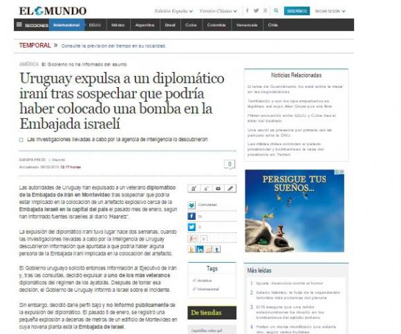 El Mundo de España