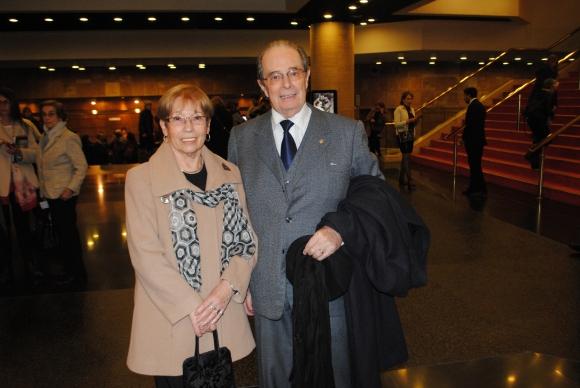 Silvia Laca, Javier Ibarra.