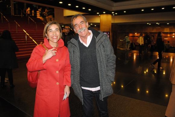 Victoria Uzal, Víctor Rodríguez.