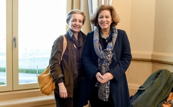 Soledad Hernández, María Ines Strasser.