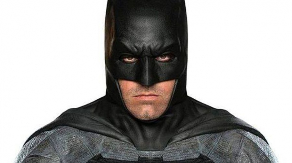 Ben Affleck interpretando a Batman. Foto: JPosters.