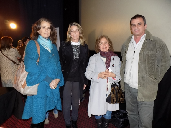 Laura Olazabal, Sofía Libesch, Cristina Antunez Maciel, Ismael Piñeyro.
