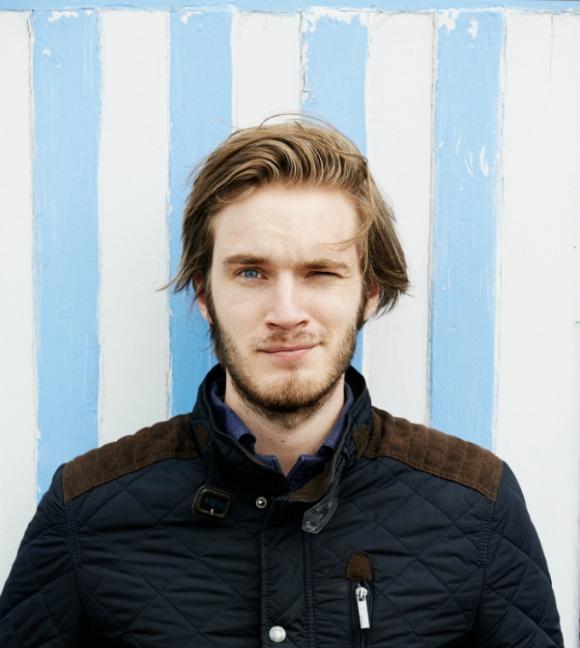 Felix Kjellberg, alias PewDiePie