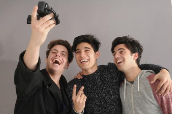 Dosogas, los youtubers uruguayos más famosos.