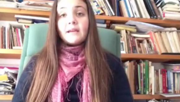 Pia Pereira conmueve y sorprende por su mensaje para ayudar a los niños.