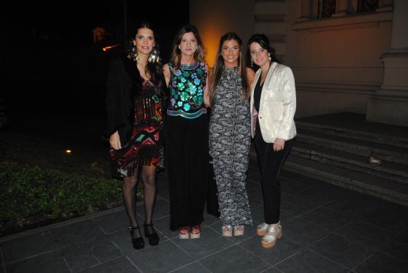 Mercedes Galeano, Valentina Peirano, Valentina Boix, Verónica Sobrero.