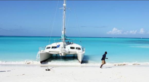 El segundo lugar fue para Grace Bay, en las Islas Turks. Foto: Rebevils/Tripadvisor.
