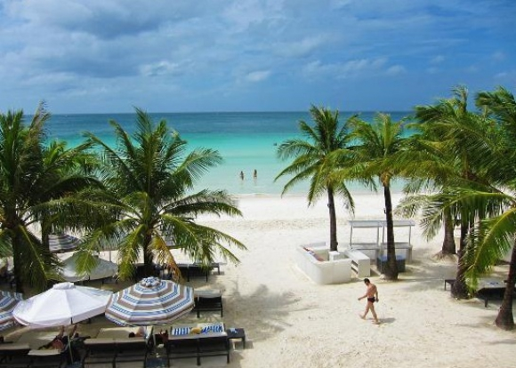 7 - Playa Blanca (Boracay). Foto: Justin L/Tripadvisor.