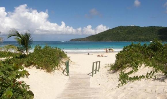 8 - Playa Flamenco (Puerto Rico). Foto: Adrianoleite28/Tripadvisor.