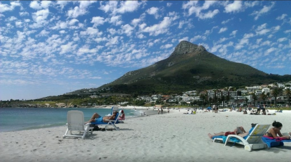 11 - Camp's Bay Beach (Sudáfrica). Foto: Thomass1/Tripadvisor.