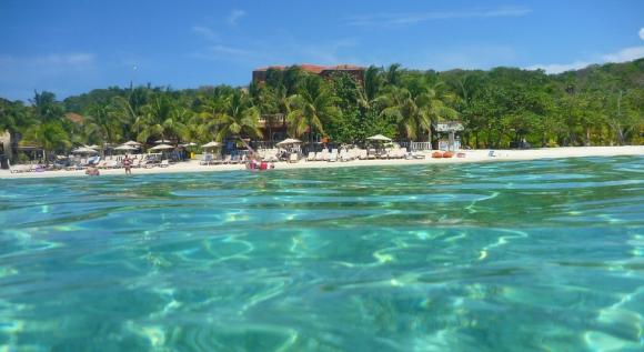 15 - West Bay Beach (Honduras). Foto: Millhouse5477/Tripadvisor.