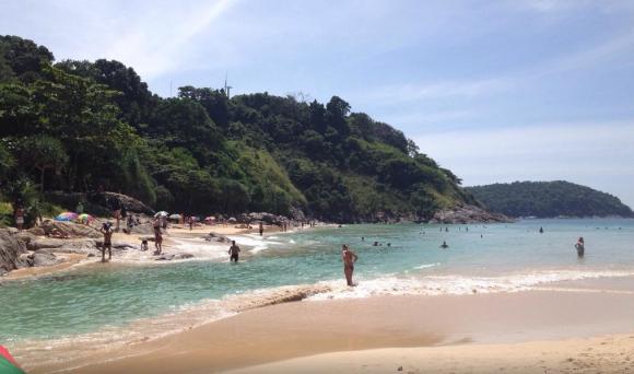 18 - Nai Harn Beach (Rawai, Tailandia). Foto: Renata S/Tripadvisor.
