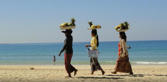 24 - Ngapali Beach (Birmania). Foto: Mars Stockholm/Tripadvisor.
