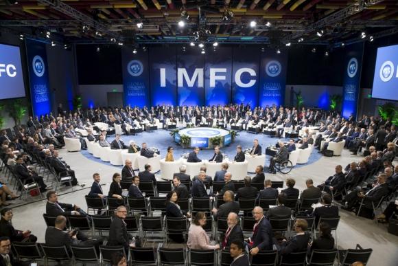 Durante una semana el mundo económico miró hacia Lima. Foto: Reuters