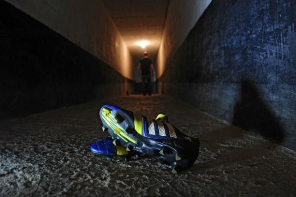 El retiro del fútbol es una jubilación temprana y complicada. (Foto: Fernando Ponzetto)