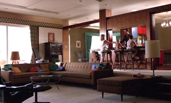 El penthouse de Don Draper, de Mad Men se cotizaría a unos US$ 8,3 millones.