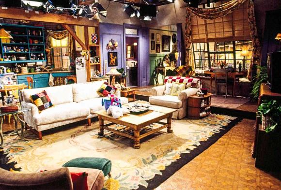 El ático donde vivían los protagonistas de Friends costaría unos US$ 2,6 millones