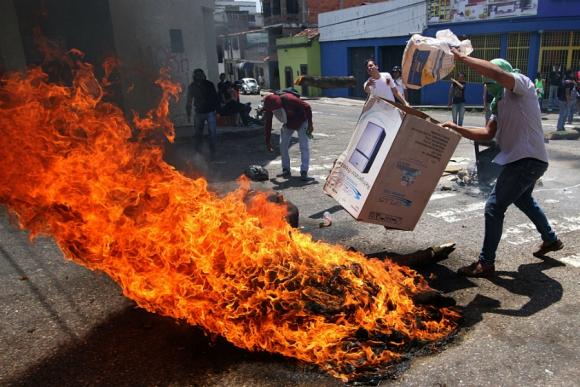 La CIDH, Amnistía Internacional y varios presidentes ya se han pronunciado. Foto: AFP
