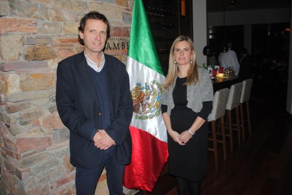 Sergio Goloubintseff, Natalia Falcao.