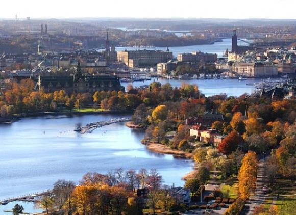 Estocolmo. Foto: Szefi