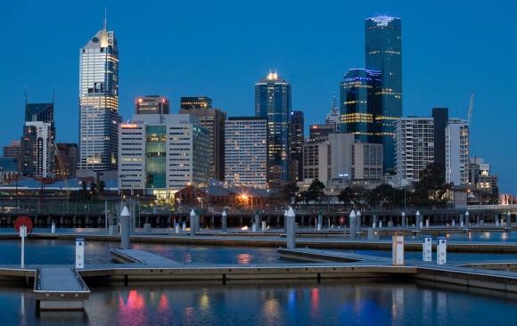 Melbourne. Foto: Wikimedia