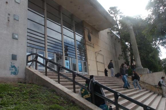 Facultad de Arquitectura.
