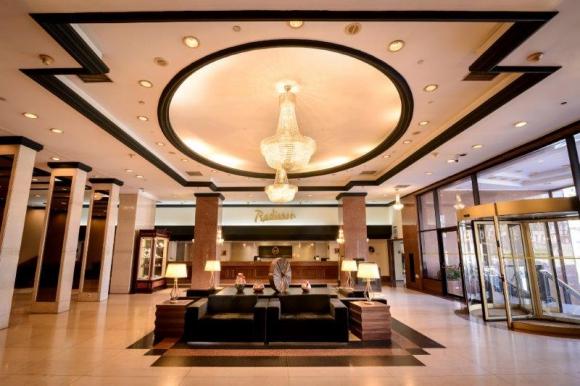 Radisson Montevideo Victoria Plaza Hotel