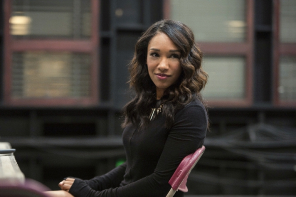 Candice Patton interpreta a Iris West, el amor de Flash
