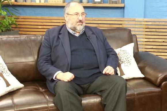 Juan Faroppa en El País TV.