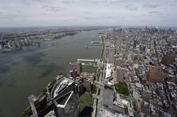 Observatorio del WTC. Foto: EFE