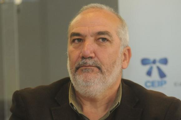 Presidente del Codicen, Wilson Netto. Foto: Francisco Flores.