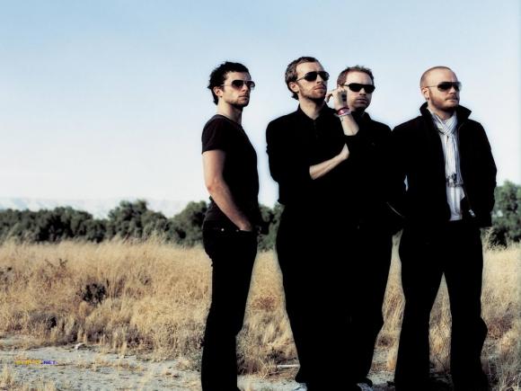 Coldplay: N°5, 64 millones.