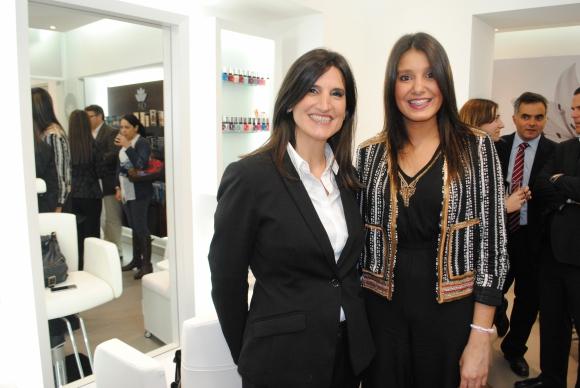 Florencia Perillo, Nataly Macías.