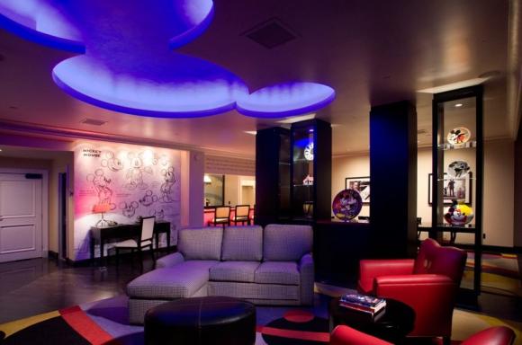 Penthouse de Mickey Mouse en Disney World.