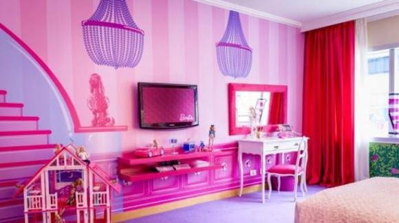 Barbie Room. Foto: HotelCatter.com