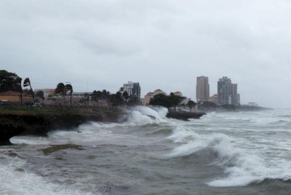 La costa de República Dominicana. Foto: Reuters.