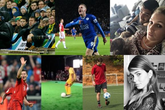 Familia Suárez de película, adivino de Vardy, lujos de Messi y Neymar y más