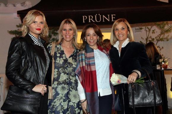 Ana Sofia Facello, Mariana Blengio Debbie Goldfarb, Beatriz Argimón.
