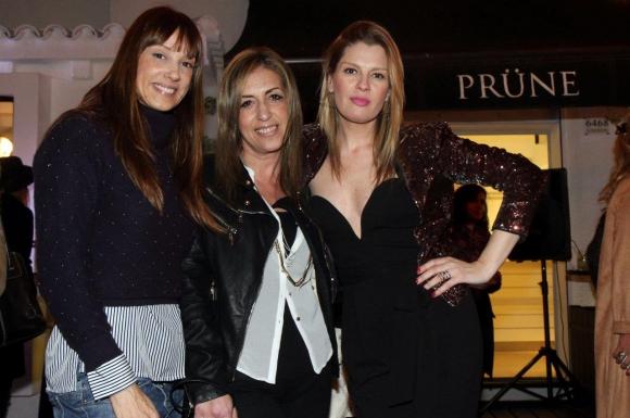 Andrea Sheppard, Ana Sarkissian, Vanina De Cesare.