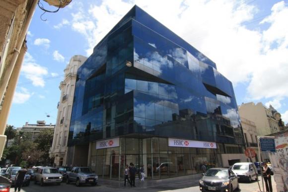 Finalmente el HSBC decidió quedarse. Foto: Archivo El País