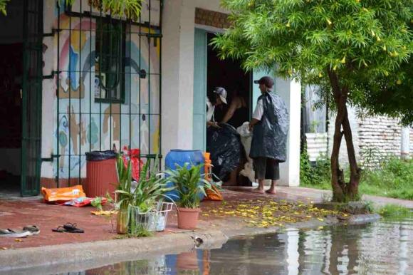 Sinae estima más de 4.700 desplazados por inundaciones