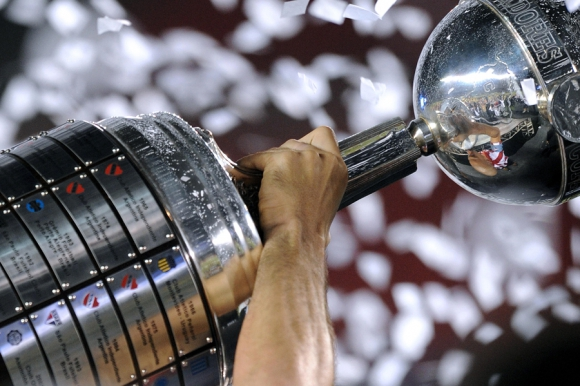 Copa LIbertadores. Foto: AFP